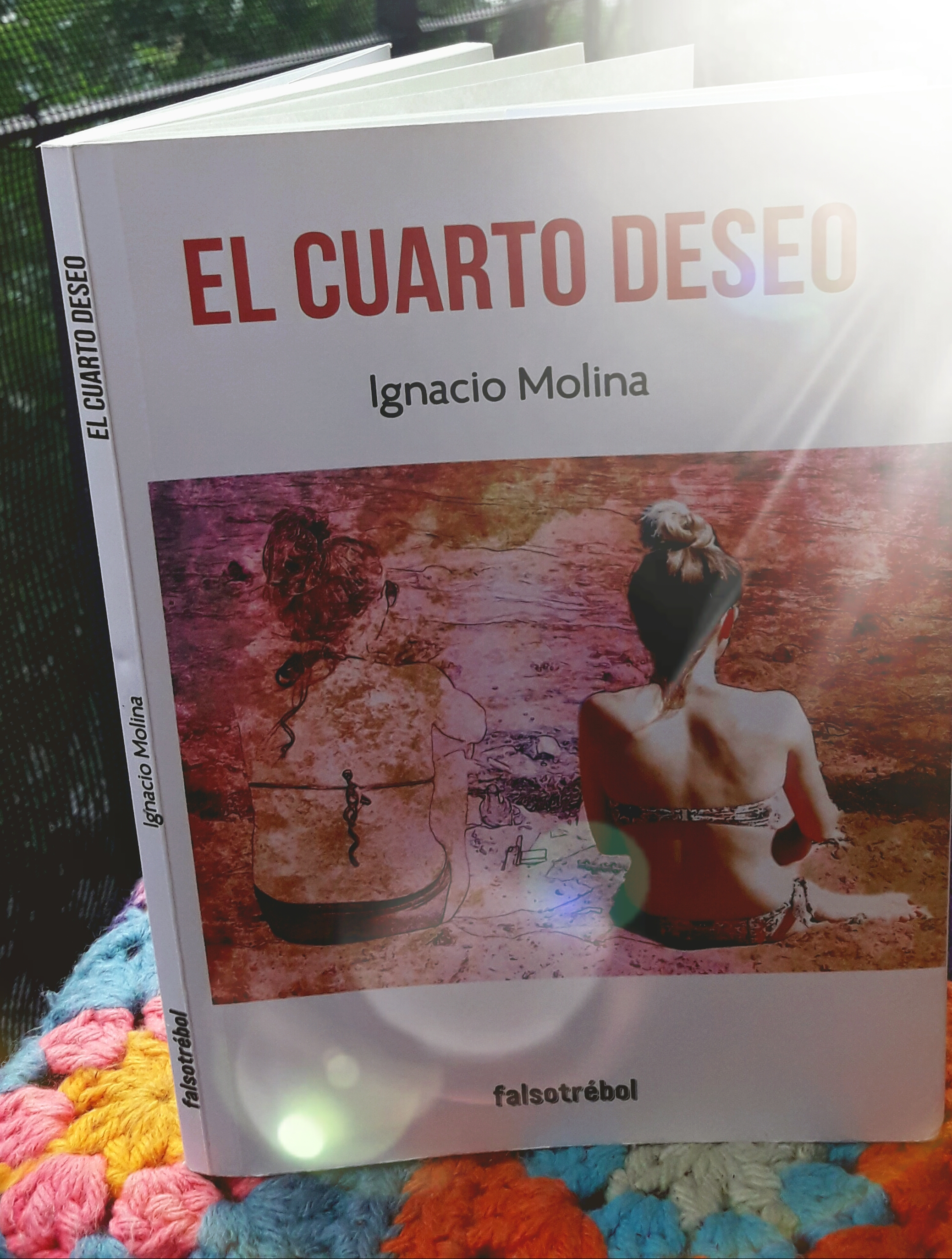 """""""Una nouvelle de clase media"""",  El cuarto deseo de Ignacio Molina (Falso Trébol, 2018), por Nicolás Pose"""