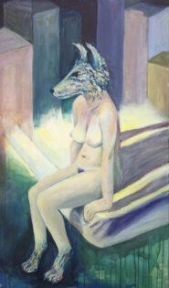 Pintura Olivia Busse
